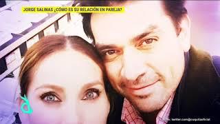 ¿Jorge Salinas perdonaría una infidelidad?   De Primera Mano