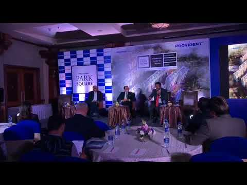 Provident Park Square Launch Press Conference 17th Jan 2018