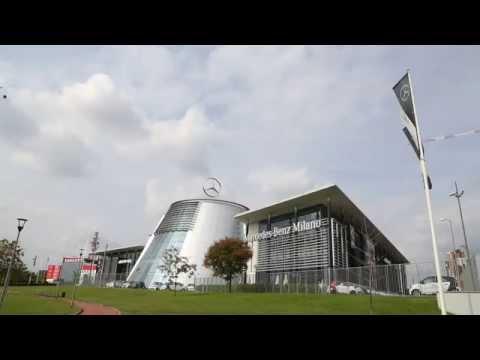 Mercedes-Benz Suv Attack @Mercedes-Benz Center Milano