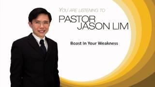 Boast In Your Weakness (Psa 39)