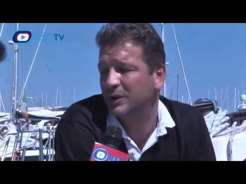 Intervista Video PescaraWebTv   Carlo Cesari, Skipper Professionista