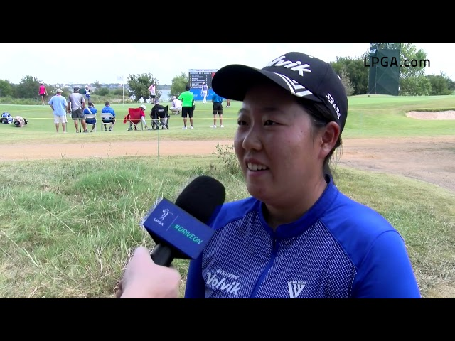Ruixin Liu Posts Opening Round 66 at the 2019 Volunteers of America Classic