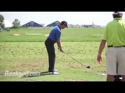 Retief Goosen Swing (Side and Back) @ 2009 US PGA