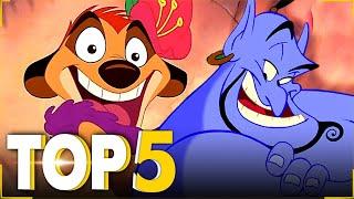TOP 5 des Personnages Disney les plus Drôles - Allociné