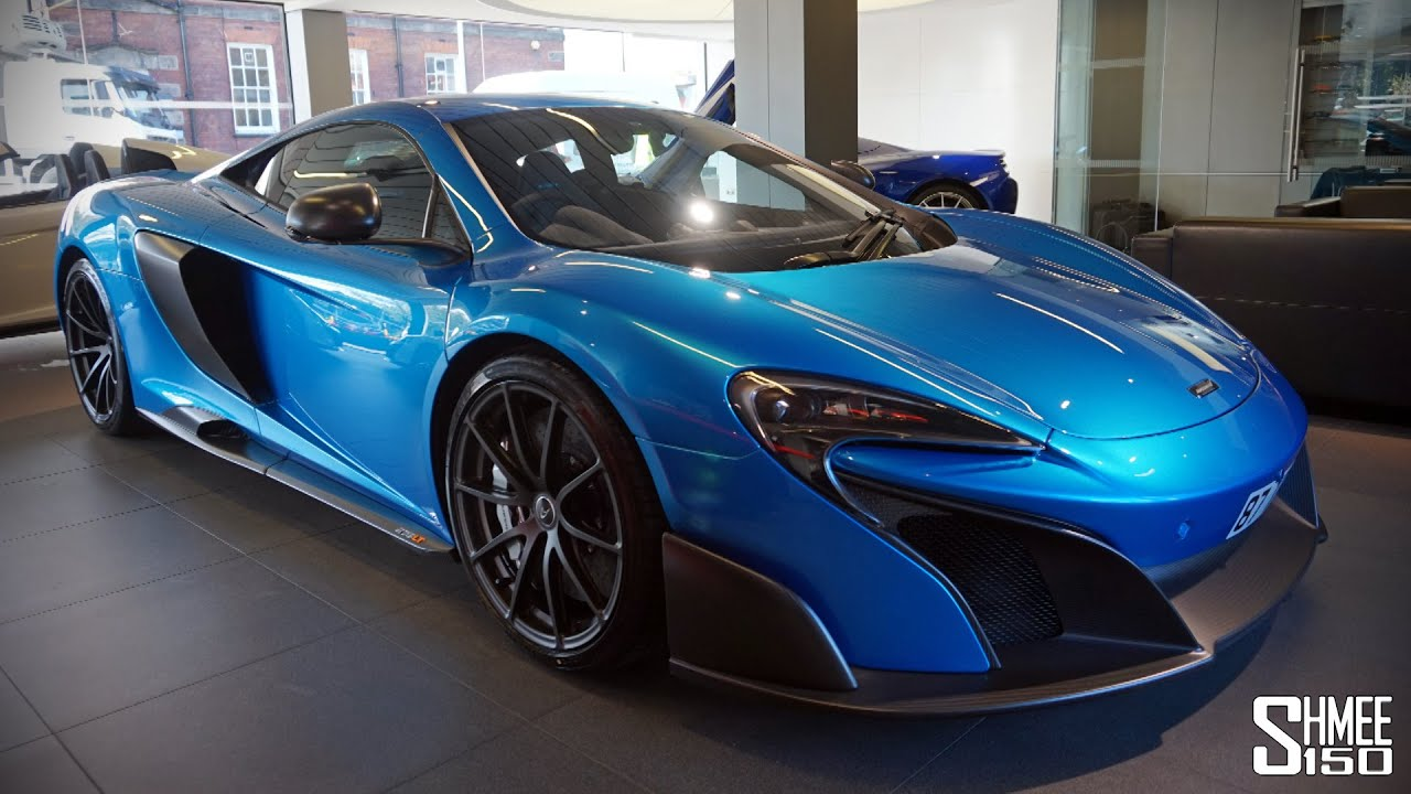 Tanner Fox Car Wallpaper Mclaren 675lt Collection Day And First Drive Road To