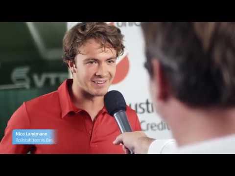 Nico Langmann im Siegerinterview – Bank Austria Online Banking