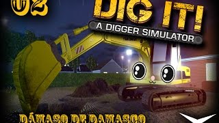 02. ¡Vamos de compras! (DIG IT. A Digger Simulator) // Gameplay Español