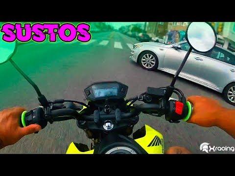 SUSTOS DE MOTO (EP. 62)