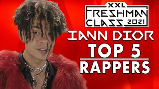 Iann Dior's Top Five Favorite Rappers