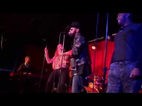 Faith Evan with B. Slade LIVE
