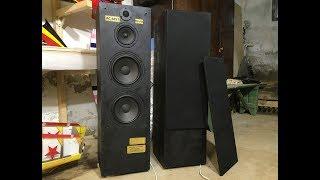 hi-Fi акустика 8851 своими руками