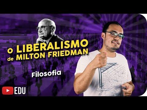 Milton Friedman | Capitalismo, Liberalismo, Liberdade, Estado, Crise de 1929 e Combate à Pobreza