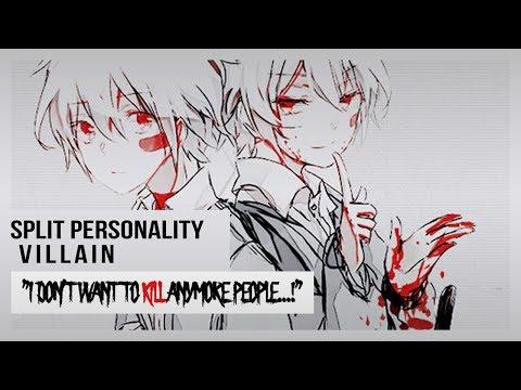 [Japanese Voice Acting Practice] Split Personality Villain