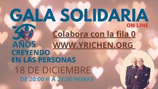 Encuentro Solidario Online 30 años creyendo en las personas