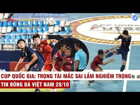 VN Sports 28/10   U19 nữ VN thắng tưng bừng Thái Lan, rợn người với pha vào bóng của cầu thủ Thái