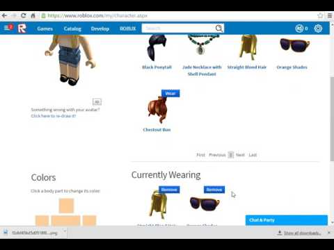 Roblox How To Make Ur Avatar Cute On Roblox Free! Girls Version