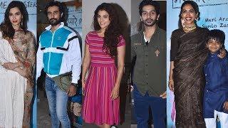 Mere Pyaare Prime Minister Screening | Diana Penty, Saiyami Kher, Kunal Kapoor,