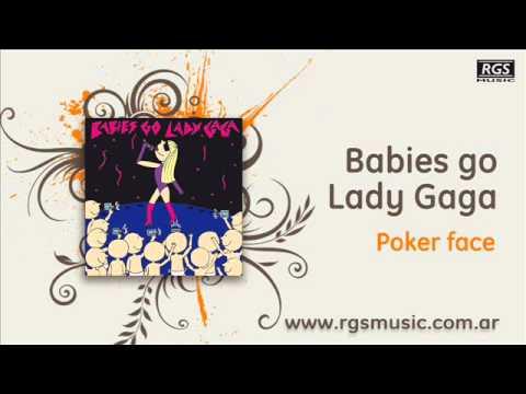 Babies go Lady Gaga - Poker face - 동영상