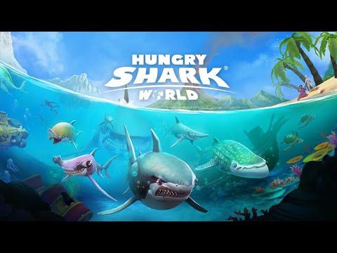 Roblox Virei Uma Agua Viva E Explorei O Oceano Fish Simulator Hungry Shark World Apps No Google Play