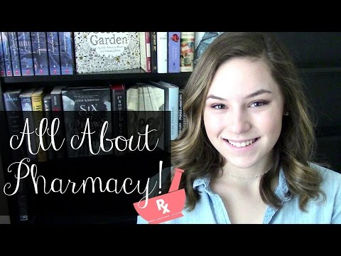 All About My Journey to Pharmacy School & My First Semester!