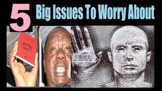 5 Serious Concerns About Huduma Namba