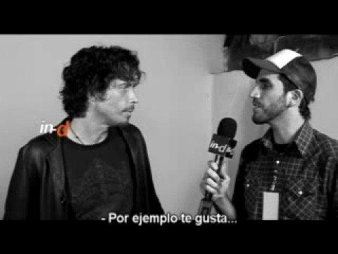 Entrevista Chris Cornell