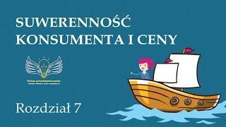 7. Suwerenność konsumenta iceny | Wolna przedsiębiorczość - dr Mateusz Machaj