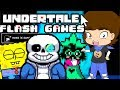 Undertale's WEIRD Flash Games - ConnerTheWaffle
