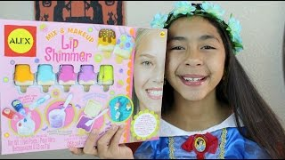 DIY Lip Shimmer Popsicles Popsicle Keychains   B2cutecupcakes
