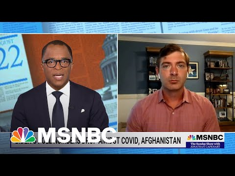 Retired U.S. Army Captain Dan Berschinski Discusses If 20 Years In Afghanistan Was Worth It