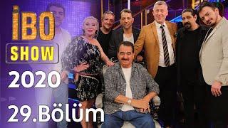 İbo Show 2020-2021 29.Bölüm (Metin Şentürk, Güllü, Orhan Ölmez, Dilan Tatlıses,Savaş Özdemir,Rubato)