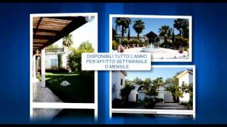 LE MIMOSE Villaggio Camping Residence - Aperto tutto l'anno