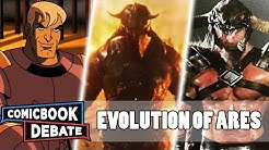 Evolution of Ares in Cartoons, Movies & TV in 5 Minutes (2019)