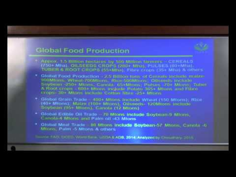 Seminar on Genetically Modified Crops : Helpful or Harmful_Part 2
