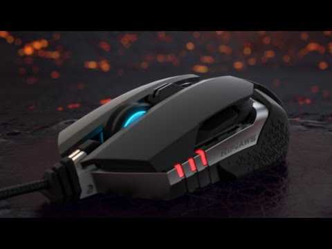 G.SKILL RIPJAWS MX780-RGB Laser Gaming Mouse