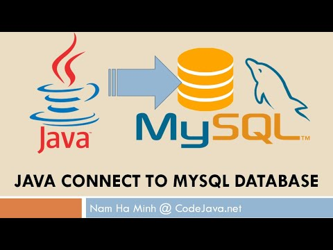 Java Connect to MySQL Database Step by Step