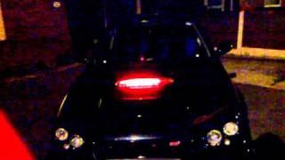 Knight rider KITT scanner Subaru Scooby WRX STI bugeye