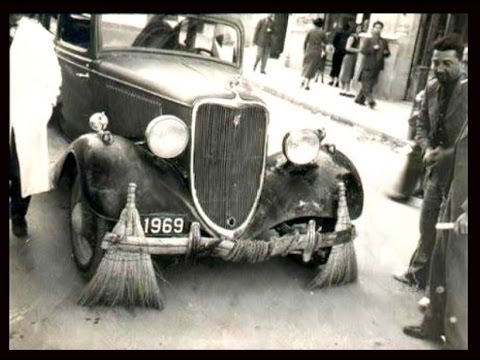 Rolls Royce Found Sweeping Roads In India - Take A Look !