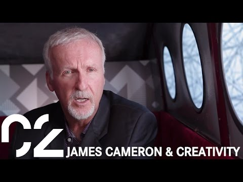 James Cameron Interview on Creativity   Montréal 2014