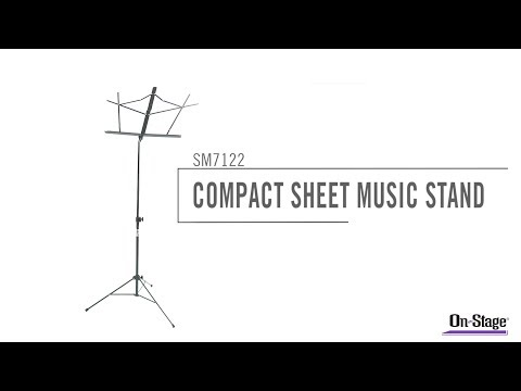 On-Stage - SM7122BB - On-Stage Stands