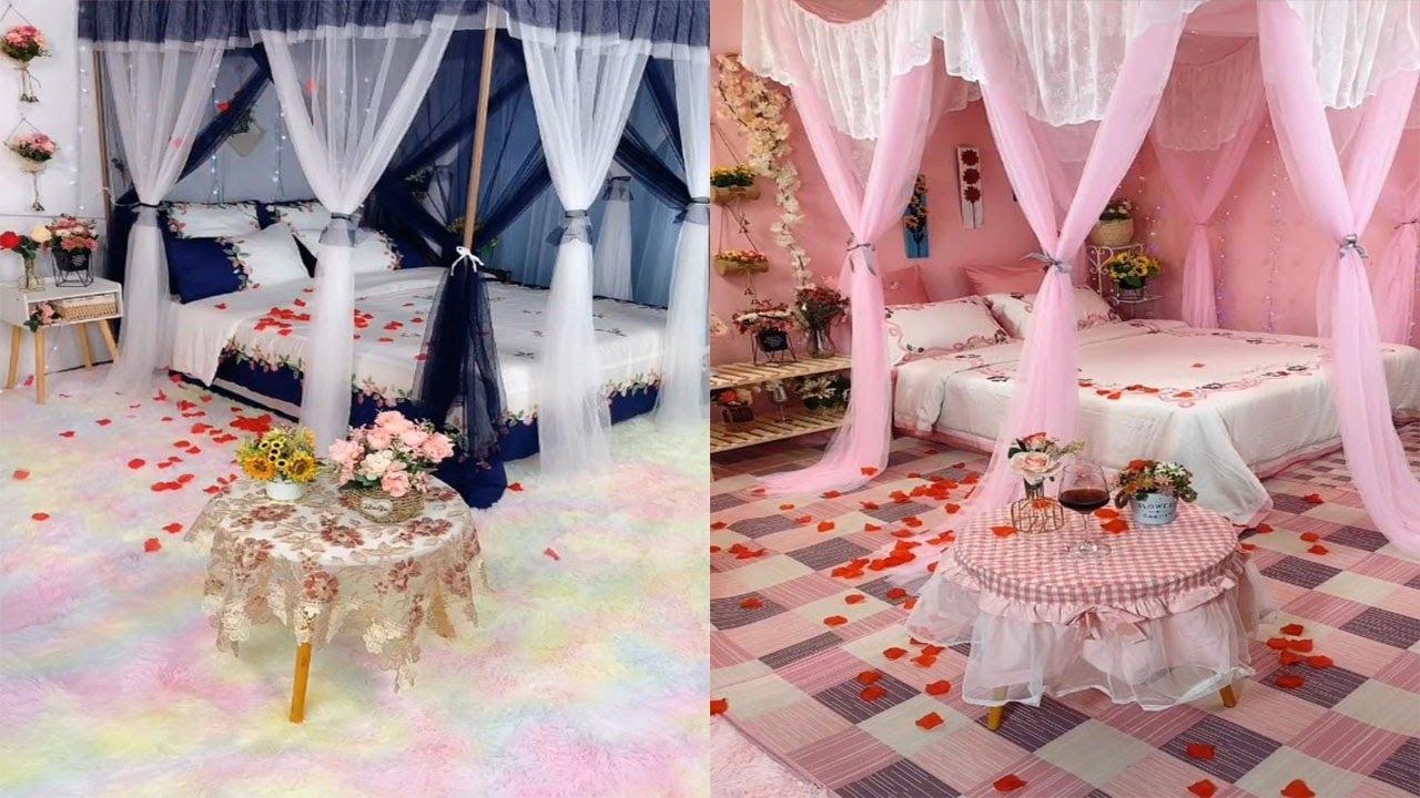 Decorate beautiful bedrooms