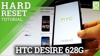Factory Reset HTC Desire 728G - How to Hard Reset HTC Desire