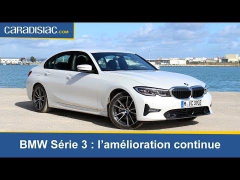 Essai - BMW Série 3 : L'amélioration Continue
