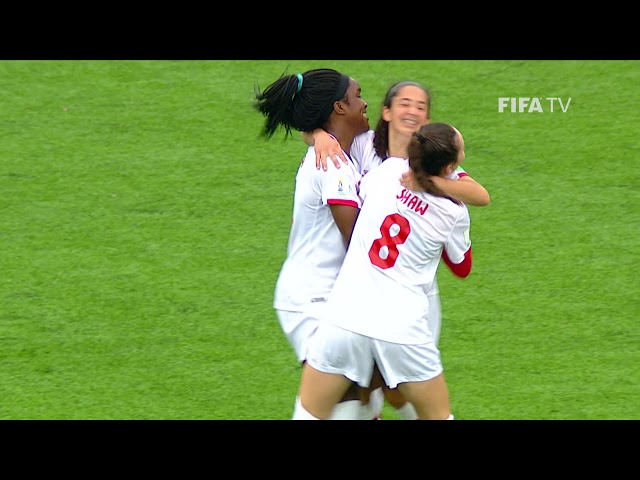 GOAL OF THE TOURNAMENT - NOMINEE - LARA KAZANDJIAN (Canada)