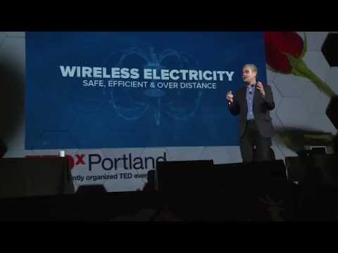 WiTricity and the world: Eric Giler at TEDxPortland