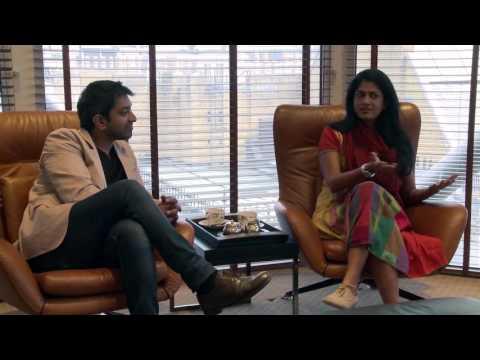 Small Talk 7 | In Conversation with Prashant Nair & Swati Shetty