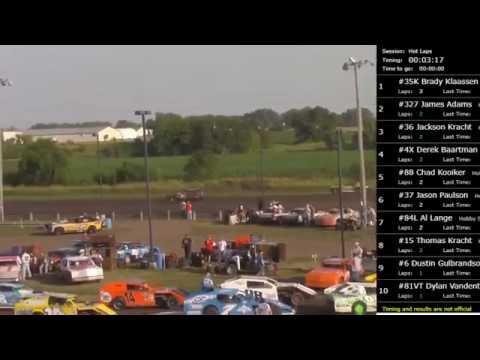 July 14, 2017 - Hobby Stock Special + LMSS