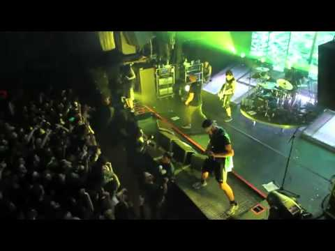 Killswitch Engage Temple from the Within w Jesse Leach