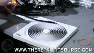 TRS Tips: Resealing Headlights with OCI Butyl Rubber Glue