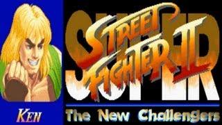 Super Street Fighter II - The New Challengers - Ken (Arcade) thumbnail